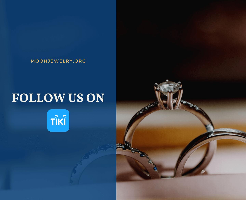 follow us tiki - Gian hàng TIKI